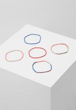 ONLKAIA 5 PACK  BRACELETS  - Armband - dazzling blue