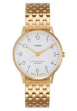 WATERBURY CLASSIC CASE AND BRACELET  - Ure - gold-coloured