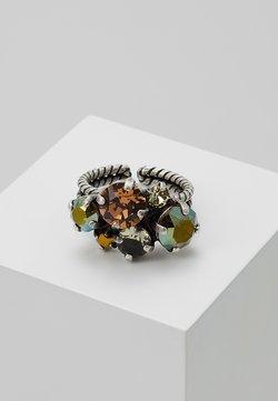 BALLROOM CLASSIC GLAM - Pierścionek - brown