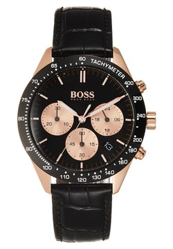 TALENT - Chronograph - schwarz/rose