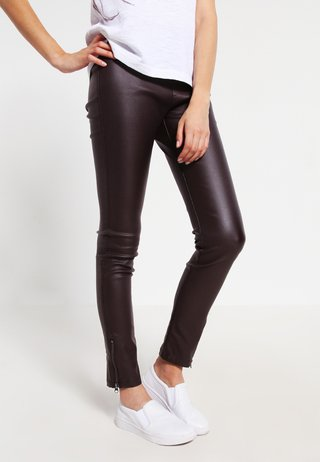 BELUS KATY - Leggings - Hosen - hot java