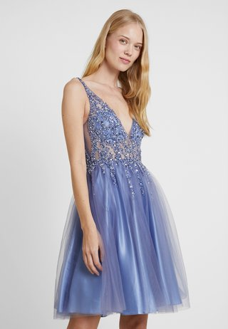 Cocktailkleid/festliches Kleid - steal blue