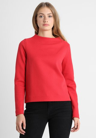 GALVANA - Sweter - true red