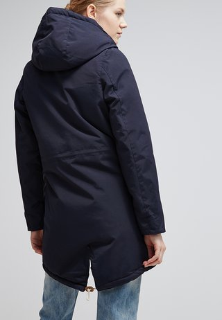 FESTLAND FRIESE - Wintermantel - dark navy