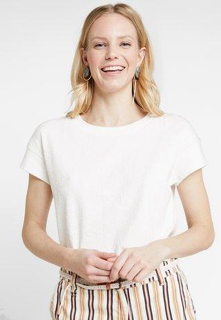 GUNDALA - T-Shirt print - milk