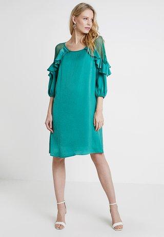 CARLIE DRESS - Cocktailkleid/festliches Kleid - bottle green
