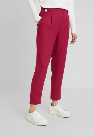 TROUSER - Trousers - sweet raspberry