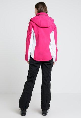 CONTRAST SKI JACKET - Outdoor jakke - pink