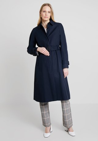 ESSENTIAL - Trenchcoat - blue