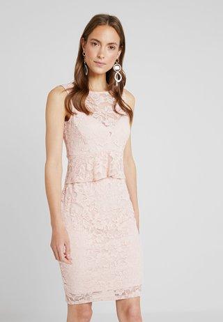 Cocktail dress / Party dress - mellow rose