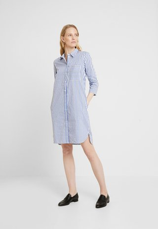 DRESS STYLE STRIPED DESSIN - Blusenkleid - combo