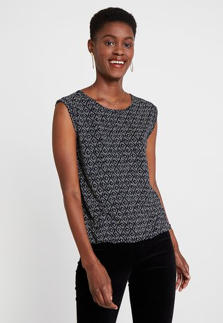 STROLCHI RHOMB - T-Shirt print - simply blue
