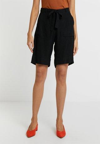KAIDA - Shorts - black deep