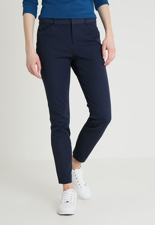 ANKLE BISTRETCH - Bukser - true indigo