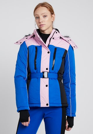 SNO BLOCK GERI - Ski jacket - blue