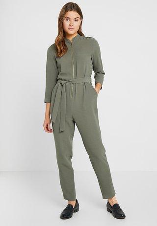 BOILER - Overall / Jumpsuit /Buksedragter - khaki