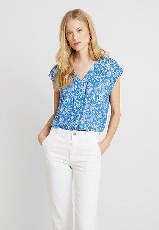 FLUENT - Bluse - blue