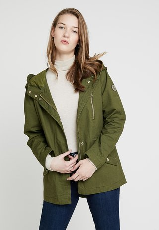 Parka - light khaki
