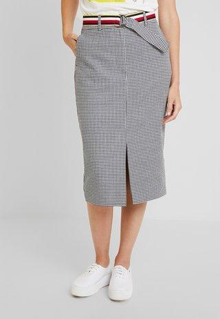 ROSALIA PENCIL SKIRT - Pencil skirt - blue