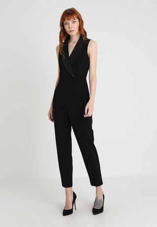 HOTFIX TUX - Jumpsuit - black
