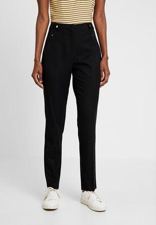 TAPERED - Pantaloni - black