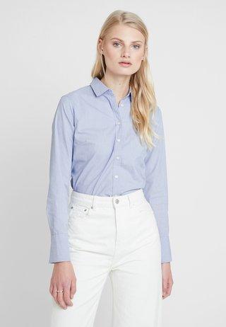 RILEY - Hemdbluse - light blue