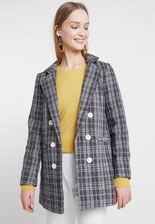 BROOKE - Short coat - black