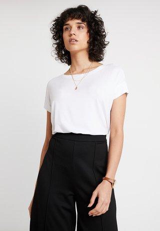 KURZARM - Camiseta básica - white