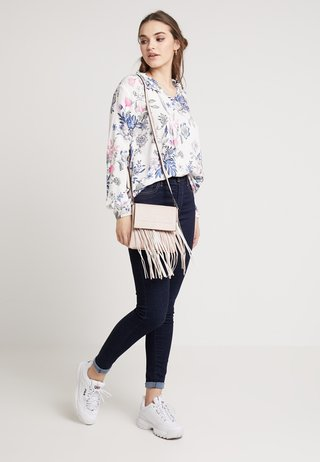 BYHAILEY FRILL BLOUSE - Camicetta - off white