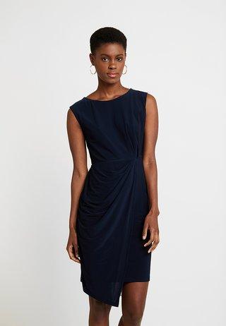 Jerseykleid − dunkelblau
