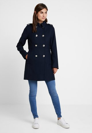 MADISON COAT - Cappotto classico - blue