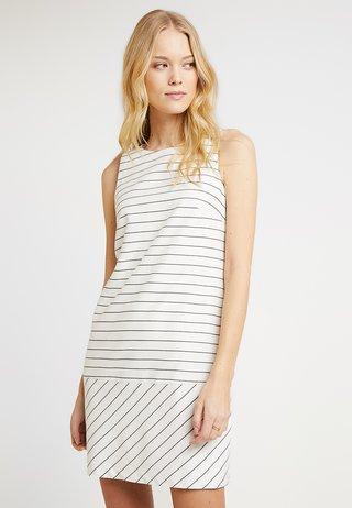 DRESS - Shift dress - off white