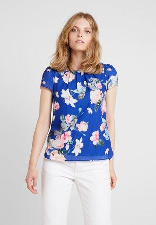PRETTY SHELL - Bluse - blue