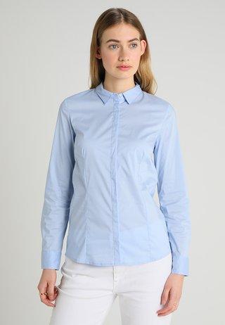 LANGARM - Košile - mirage blue