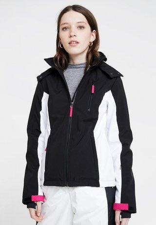 CONTRAST SKI - Outdoorová bunda - black