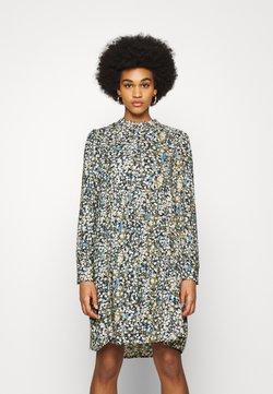 Object - OBJDITSY NELLE DRESS - Skjortekjole - blue mirage