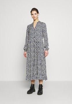 YAS - YASDAISY LONG DRESS - Korte jurk - navy blazer