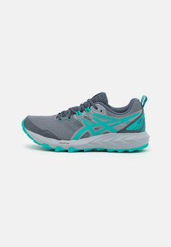 ASICS - GEL SONOMA 6 - Zapatillas de trail running - carrier grey/baltic jewel