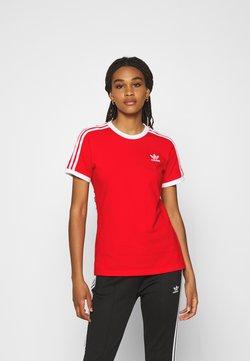 adidas Originals - TEE - T-Shirt print - red