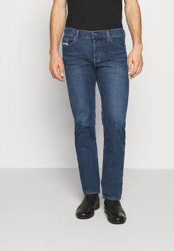 Diesel - D-MIRHTY - Straight leg jeans - blue denim