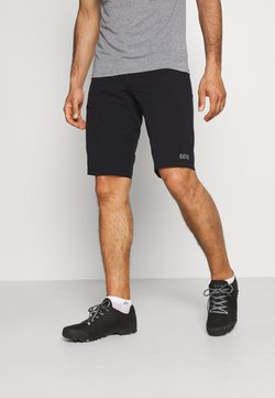 Gore Wear - WEAR PASSION SHORTS MENS - kurze Sporthose - black