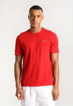 Lacoste Sport - CLASSIC - T-shirt basic - red