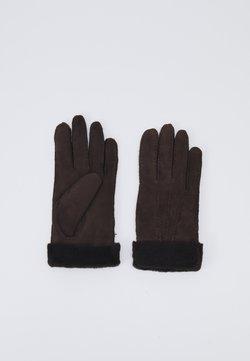 Kessler - Gloves - dark brown