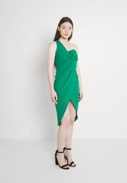 TFNC - MORGAN MIDI DRESS - Cocktailkleid/festliches Kleid - light green