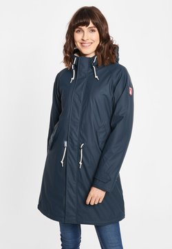 Derbe - TRAVEL COZY FRIESE RC - Parka - navy
