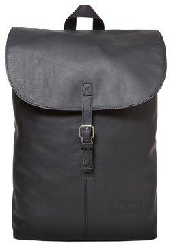 Eastpak - CIERA/CORE COLORS - Tagesrucksack - black ink leather
