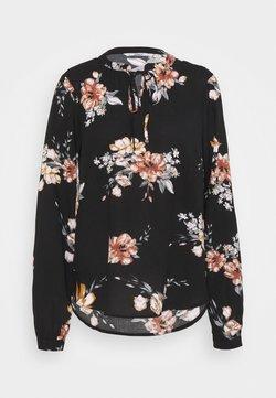 ONLY Tall - ONLNOVA LIFE STRING - Langarmshirt - black