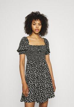 EDITED - CHARLEE DRESS - Freizeitkleid - black