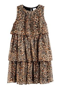 Next - TIERED - Cocktailkleid/festliches Kleid - multi-coloured