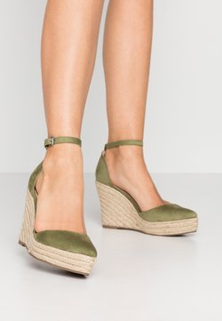 RAID - FYNN - High Heel Pumps - khaki
